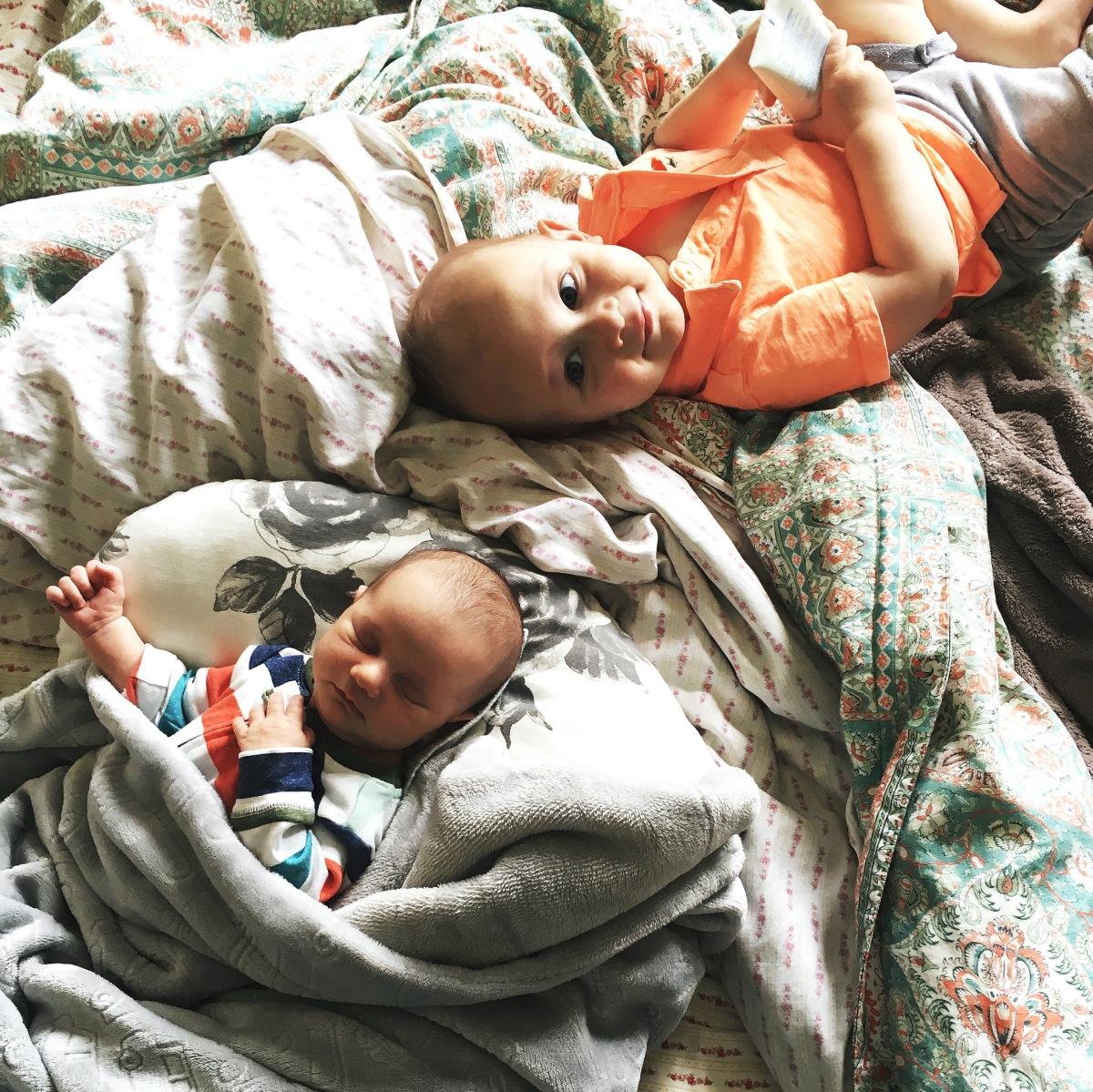 3 Weeks Postpartum and StillStanding